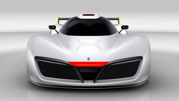 Pininfarina H2 Speed concept (2)