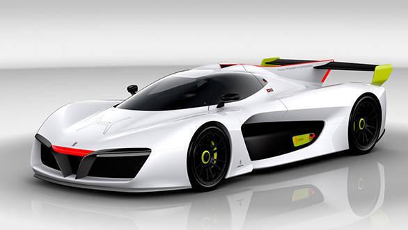 Pininfarina H2 Speed concept (4)