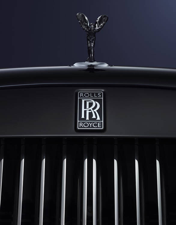 Rolls Royce Black Badge seven