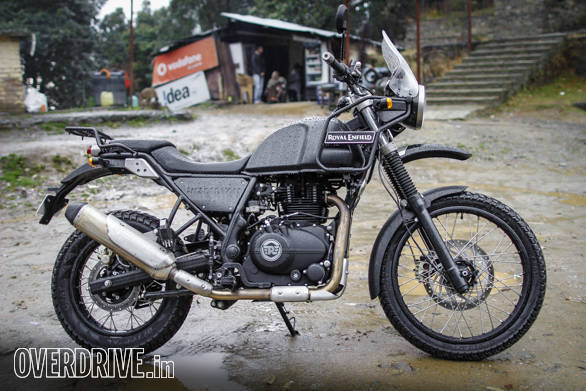 Royal Enfield Himalayan To Be Sold Without The Centre Stand In India