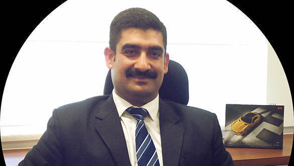 Sameer Kalra, national head of sales, Lease