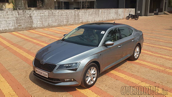 Image gallery: 2016 Skoda Superb first drive review