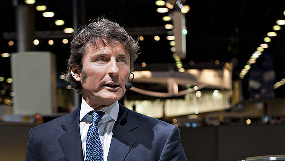 Five highlights from Lamborghini CEO Stephan Winkelmann's interview