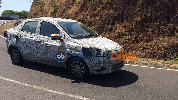 Spied: Tata Kite 5 spotted testing in India