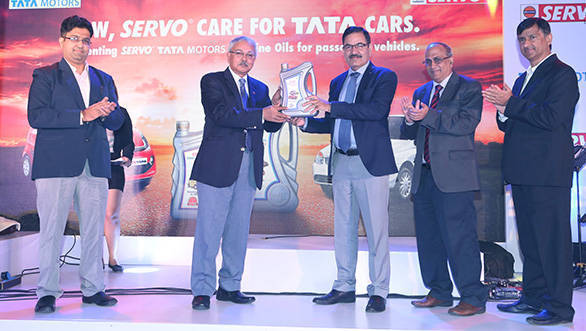 Indian Oil Corporation launch new Servo Tata Motors Genuine Oils in India