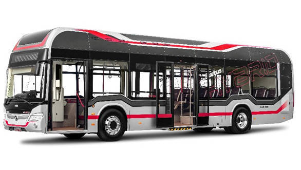 Tata Starbus Diesel Series Hybrid Electric Bus