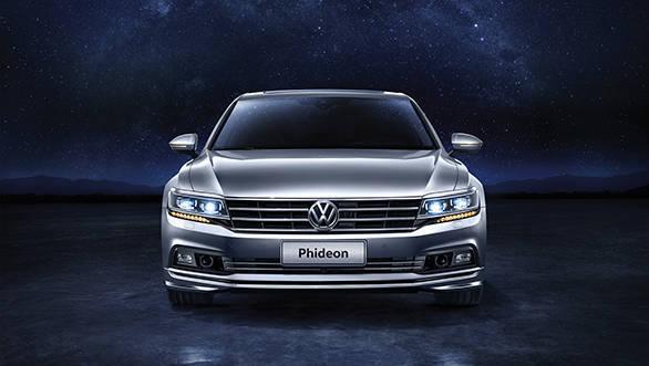 Volkswagen Phideon (2)