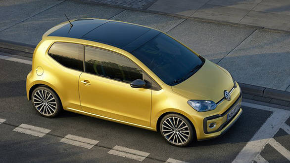 Volkswagen Up 6