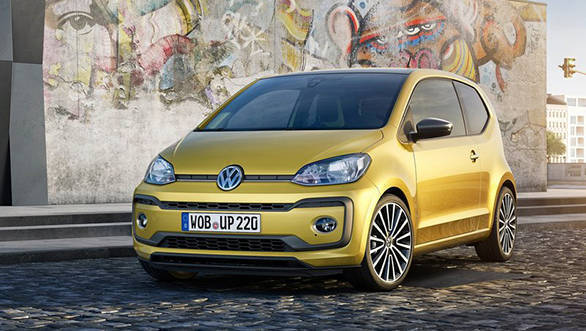 Volkswagen Up 7