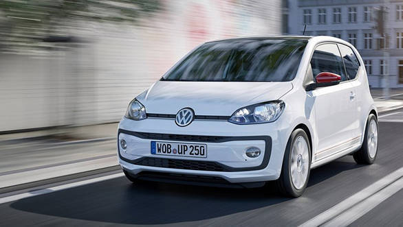 Volkswagen Up Beat 4