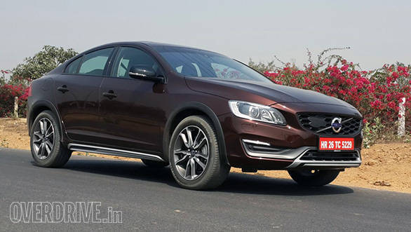 volvo s60 cross country road test review overdrive. Black Bedroom Furniture Sets. Home Design Ideas