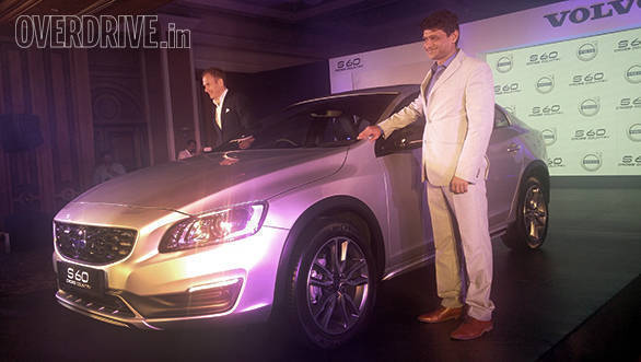 Volvo S60 Cross Country launched in India at Rs 38.9 lakh