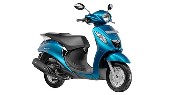 Yamaha Fascino and Saluto win India Design Mark certification