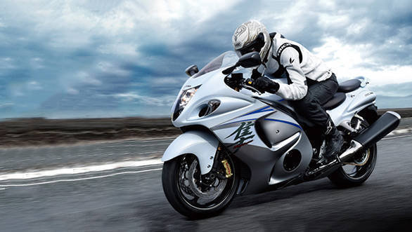 Exclusive: Suzuki Hayabusa to be CKD assembled in India