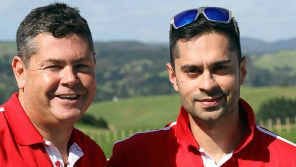 Glenn Macneall and Gaurav Gill hope to recreate their 2013 championship winning season in the 2016 edition of the APRC