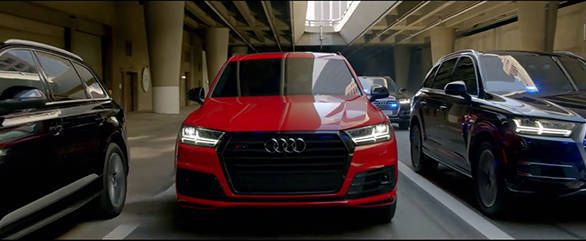 Audi SQ7 appears in Marvel's Captain America - Civil War (1)