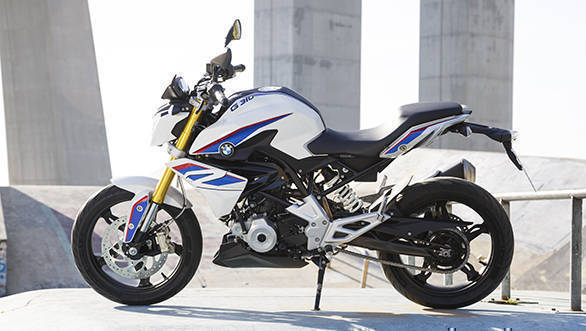 BMW G 310 R to launch in India in 2018