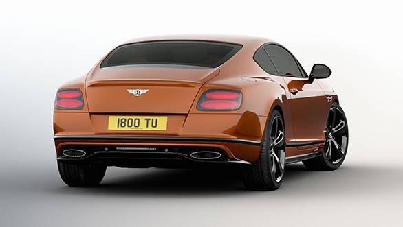Bentley Continental GT Speed Black (2)