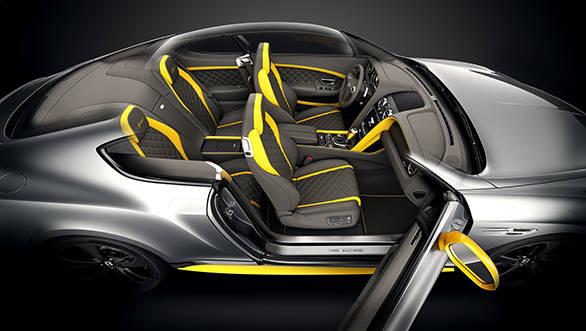 Bentley Continental GT Speed Black(4)