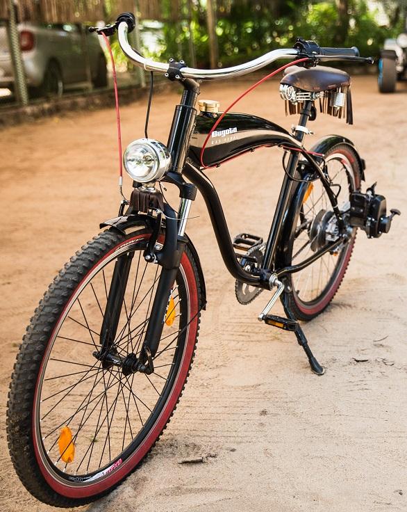 Bugota gas pedal 1