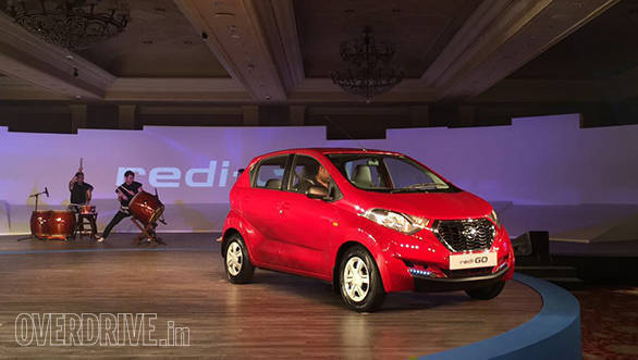 Video: Datsun redi-GO unveiled in India