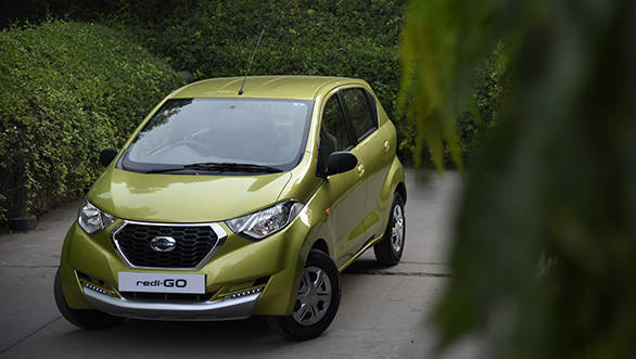 Datsun receives 10,000 bookings for the redi-Go in India