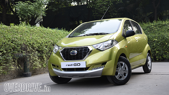 Datsun to launch the redi-Go in India on June 7, 2016