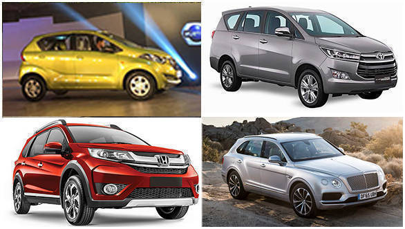 Upcoming new car launches in India