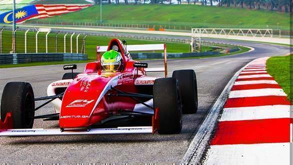 F4 South East Asia Championship car image