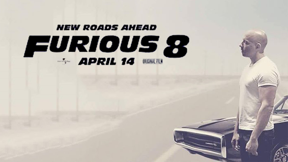 Fast and Furious 8 first poster revealed by Vin Diesel