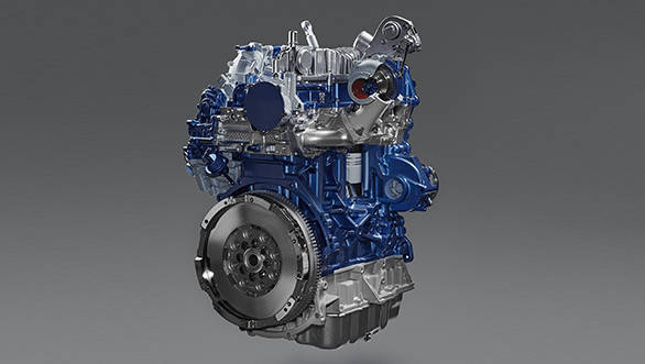 Ford 2.0 EcoBlue diesel