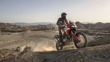 Honda Africa Twin manual transmission review