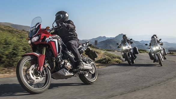 Image gallery: 2016 Honda Africa Twin