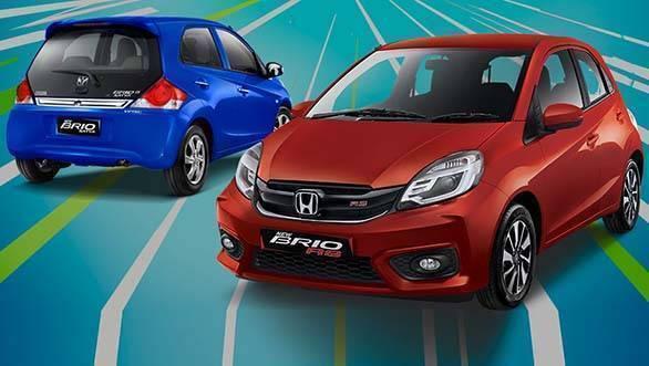 Honda Brio facelift featured image