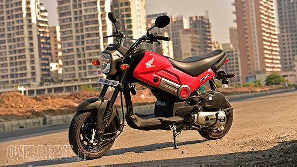 Honda Navi crosses 50,000 units in sales in India
