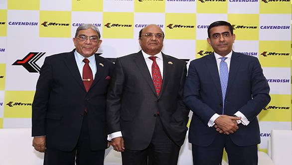 JK Tyres acquire Cavendish Industries
