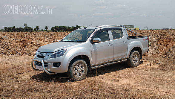 Isuzu D-Max V-Cross (7)