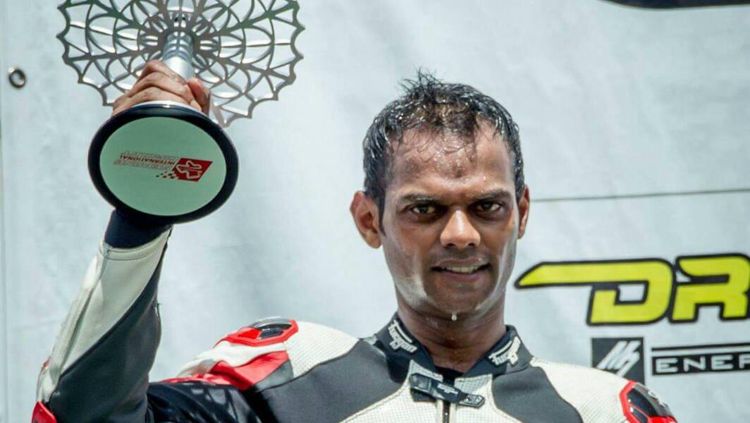 Reigning Malaysian Superbike champion K Rajini needs your help