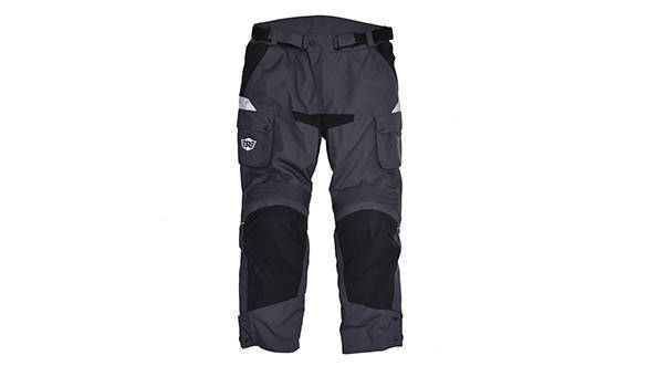 KAZA - CLASSIC ADVENTURE TOURING TROUSER (Grey)