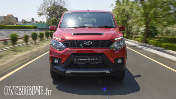 Image gallery: 2016 Mahindra NuvoSport first drive review