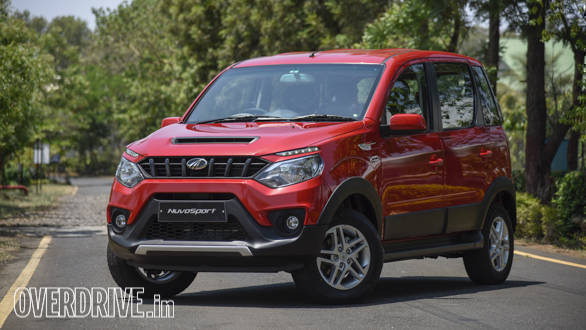 2016 Mahindra NuvoSport first drive review