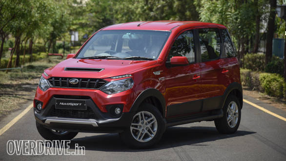 341f1d2e2 2016 Mahindra NuvoSport first drive review - Overdrive