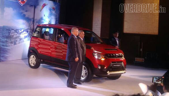 Mahindra NuvoSport launched in India at Rs 7.35 lakh (ex-Thane)
