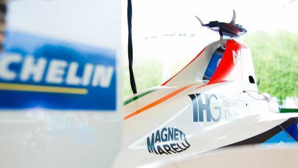 Mahindra Racing will work with technical partner Magneti Marelli to develop their season 3 powertrain