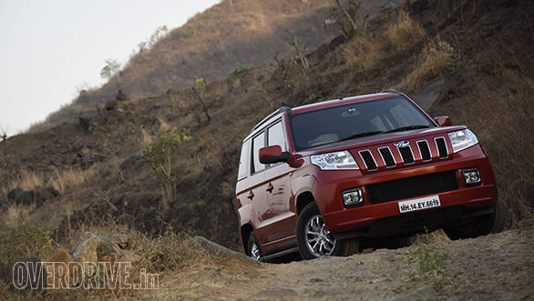 Mahindra TUV300 100PS version to be launched in India soon