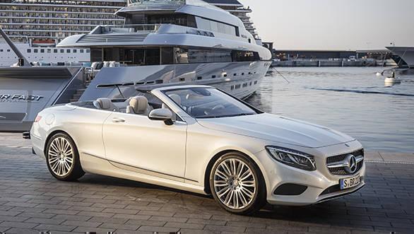 Mercedes-Benz S-Class Cabriolet (1)