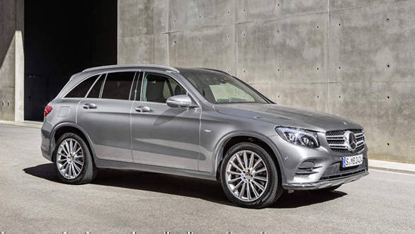 Mercedes-Benz India to launch the new GLC on June 2, 2016