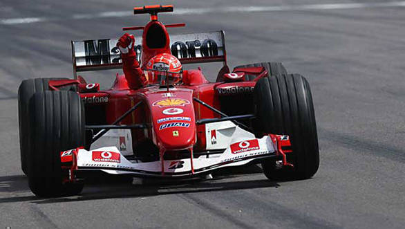 Video worth watching: Michael Schumacher's blisteringly quick qualifying at Hockenheimring