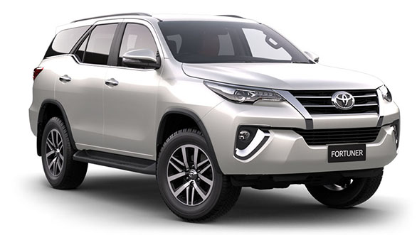 India-bound next-gen Toyota Fortuner to have new engine options
