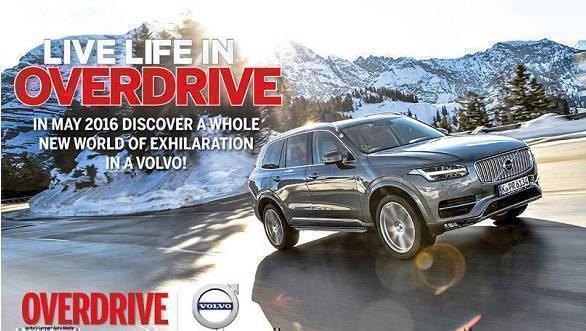 Event: Live life in OVERDRIVE with Volvo SUVs